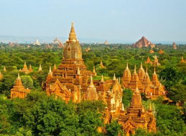 Travel to Myanmar in Luxury Style