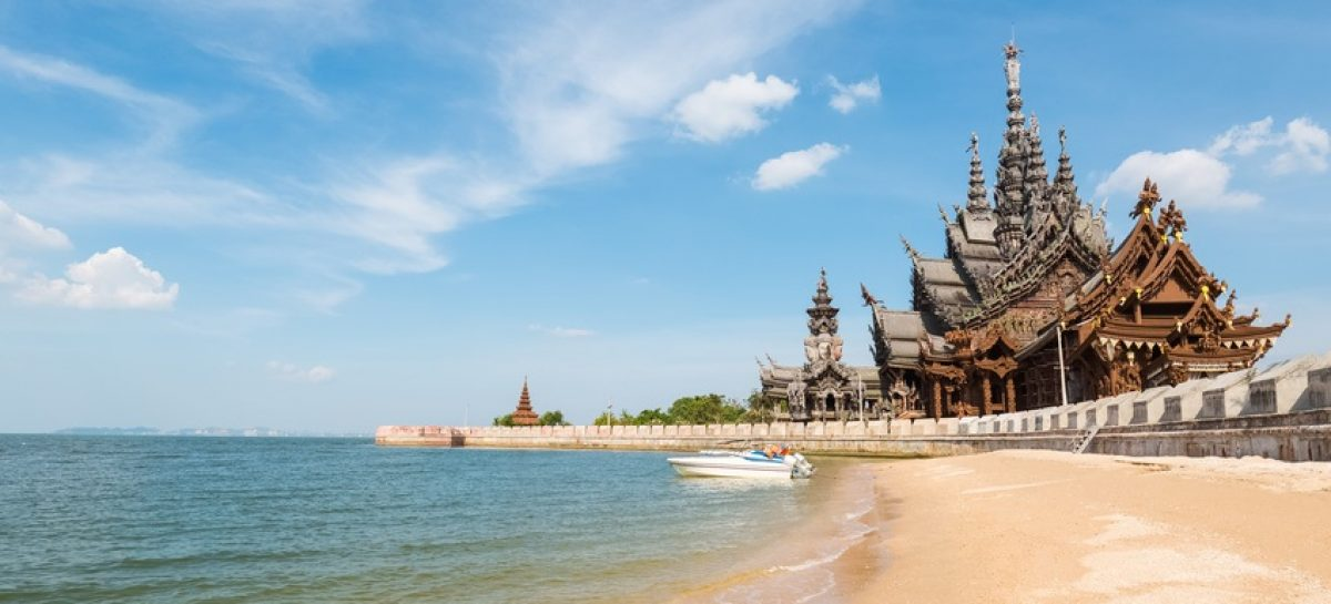 Koh Kham and other tourists places in Pattaya