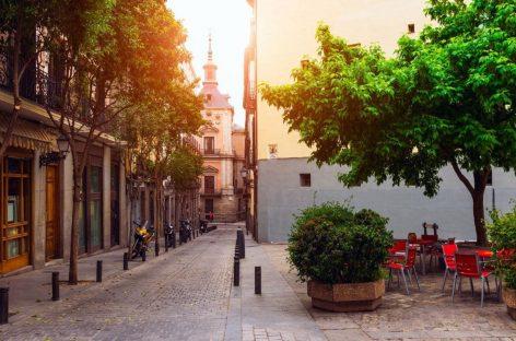 How is winter In Spain?