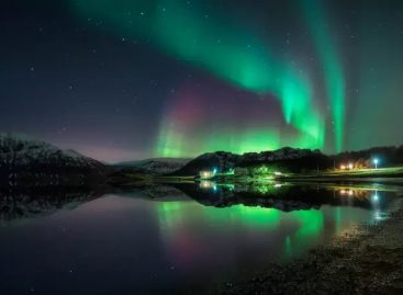 EXPERIENCE THE AMAZING NORTHERN LIGHTS WHILE EXPLORING SCANDINAVIA