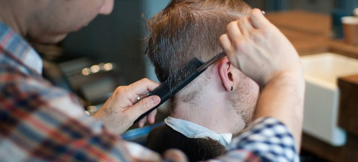 Identifying the best hair cut for men