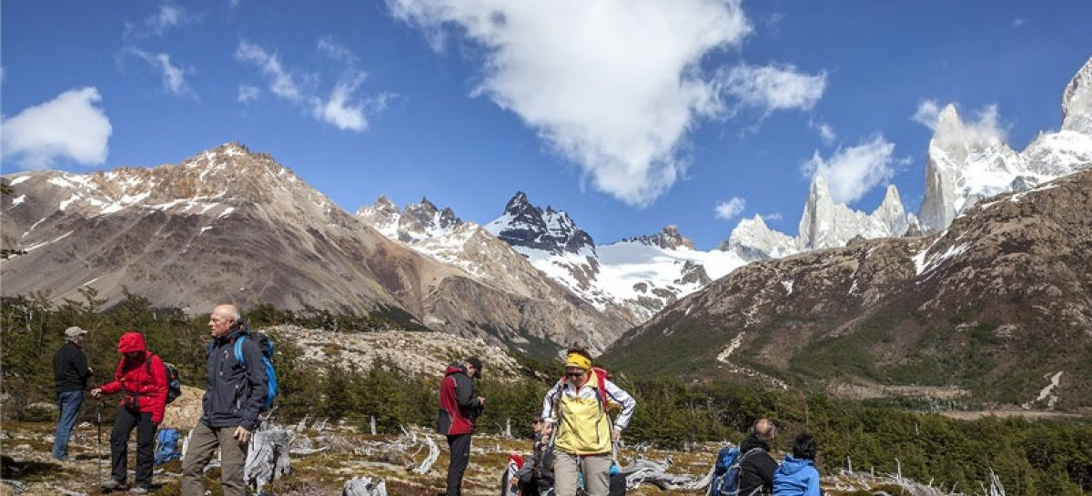 The Ultimate Active Holiday: Hiking on Volcanos in South America