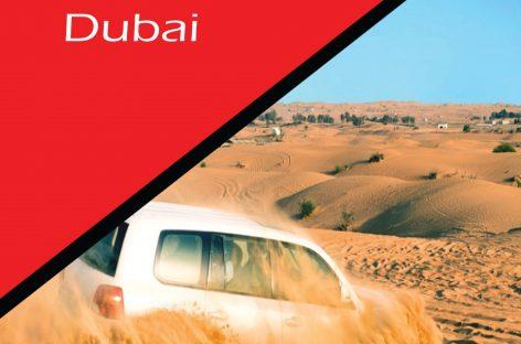Why a visit desert safari Dubai makes your holidays memorable