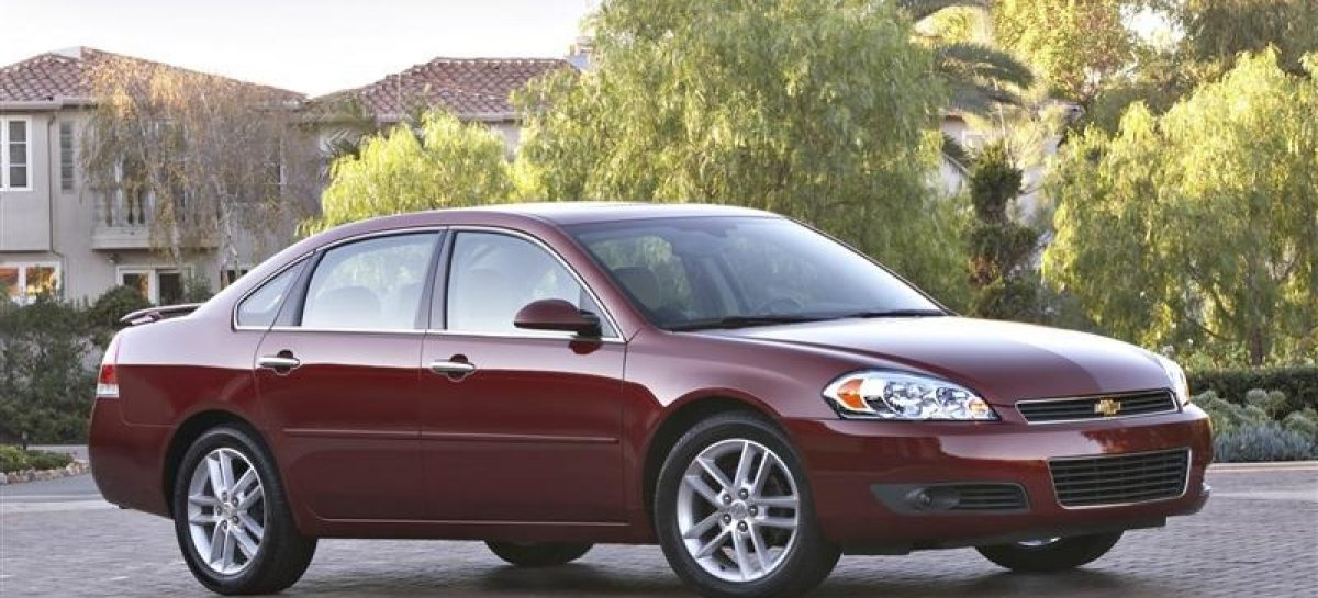 2011 Chevy Impala – Good Car Overall But Lacks Much Needed Innovation