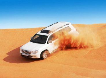 Guided Al Khatim Desert Safari tour to explore the magnificence of Al Khatim