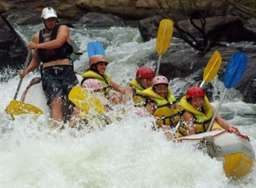 5 benefits of river rafting you should know