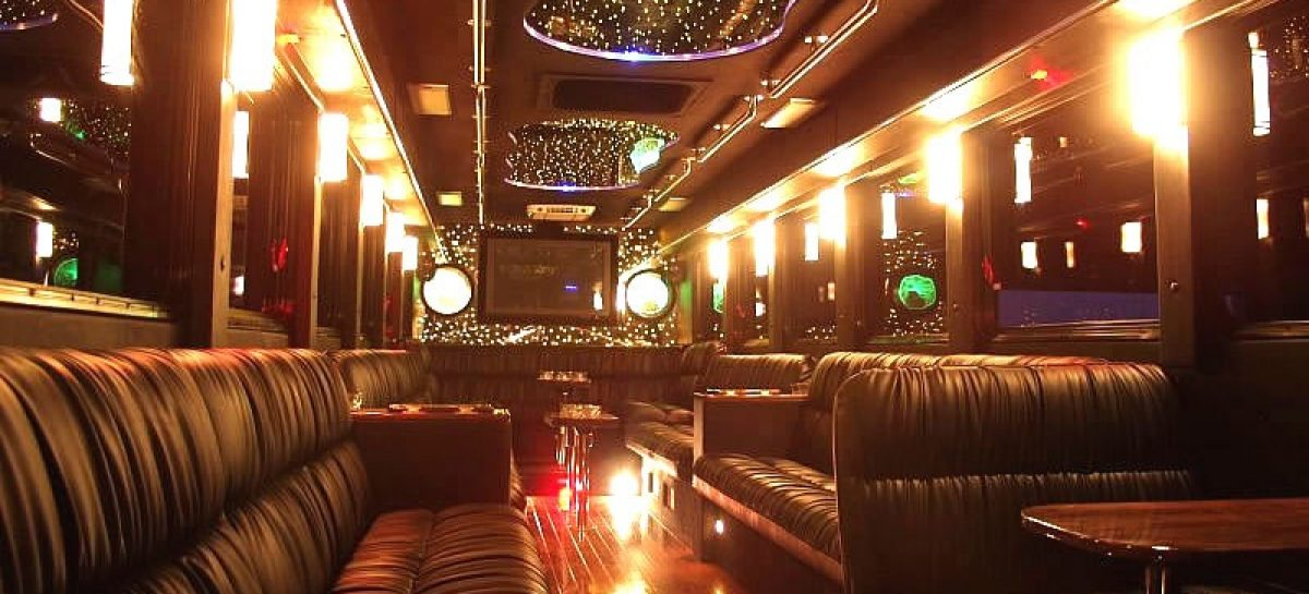 A Few Effective Tips To Enjoy Your Party Bus In Mississauga