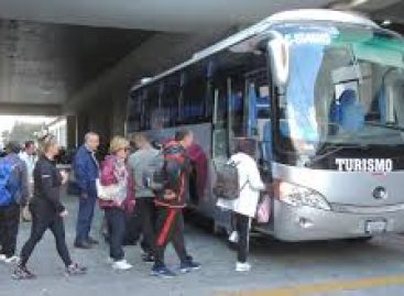How to Deal with the Buses in Mexico?