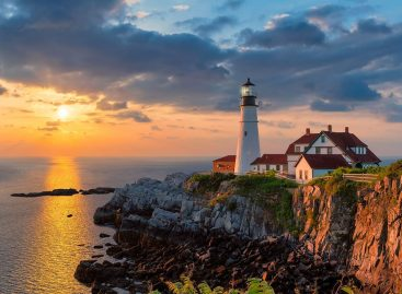 New England – A Yacht Charter Vacation You Will Never Forget