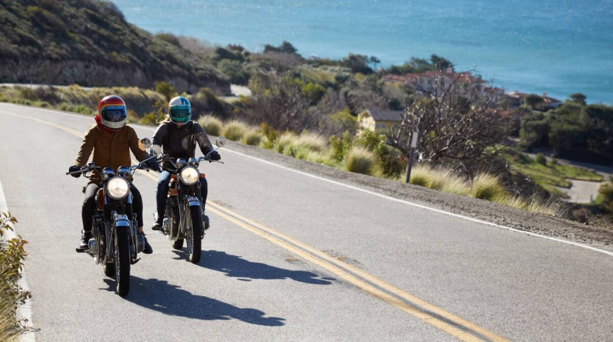 For Action and Adventure, These 5 Motorbike Rides across the United States Are Perfect